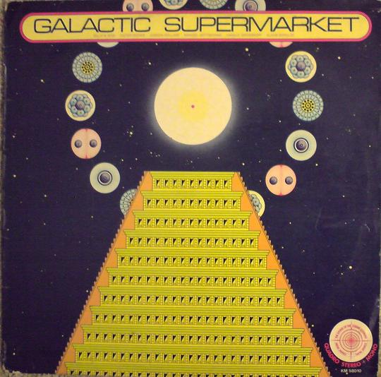 Galactic Supermarket Cover art