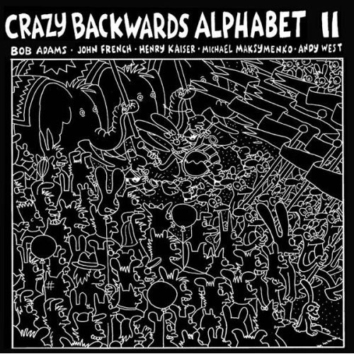 Crazy Backwards Alphabet — II