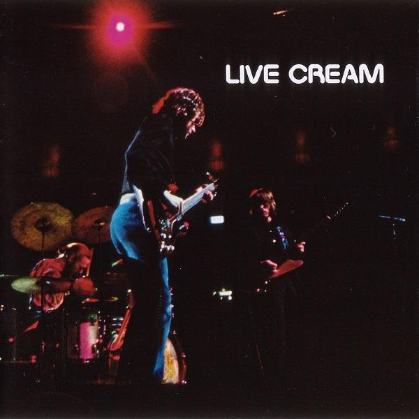 Cream — Live Cream