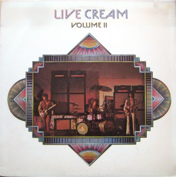 Cream — Live Cream Volume II