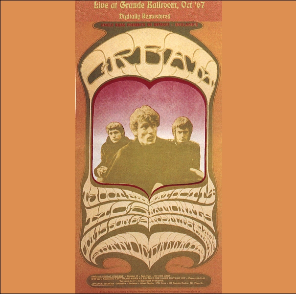 Cream — Live at Grande Ballroom, Oct. '67