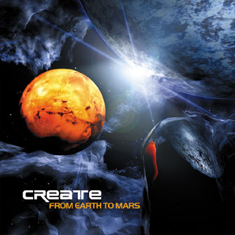 Create — From Earth to Mars
