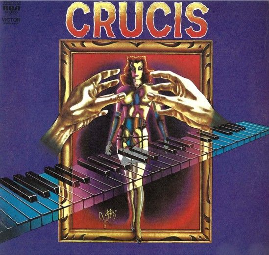 Crucis Cover art