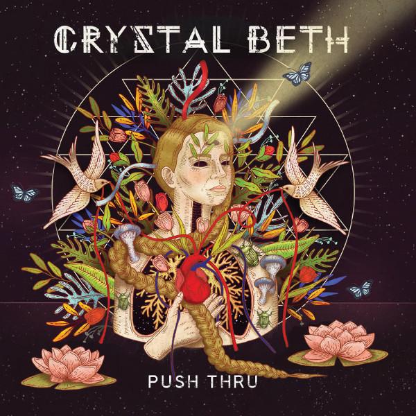 Crystal Beth — Push Thru