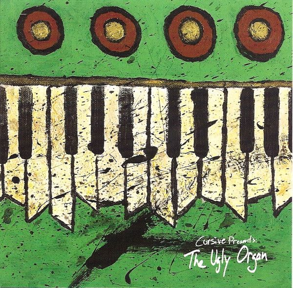 The Ugly Organ Cover art