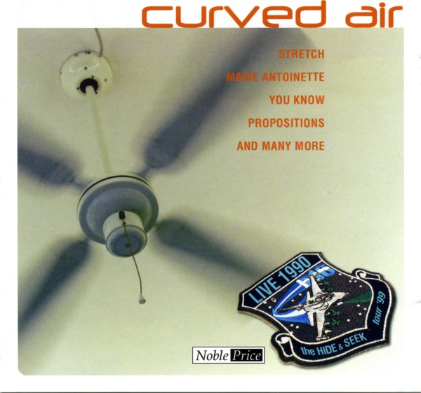 Curved Air — Live 1990