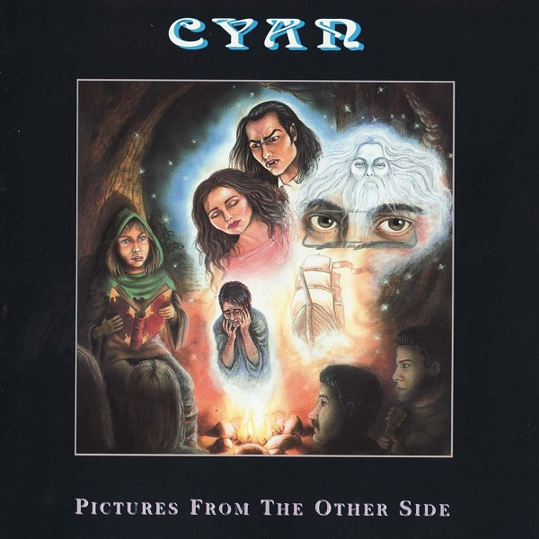 Cyan — Pictures from the Other Side
