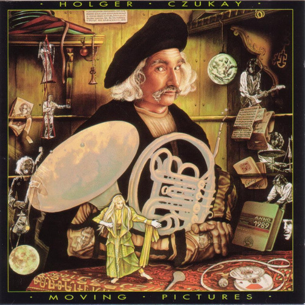 Holger Czukay — Moving Pictures