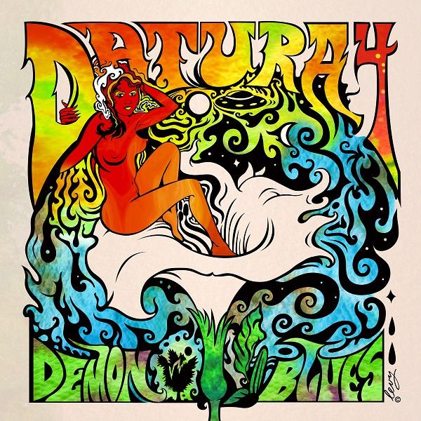 Demon Blues Cover art