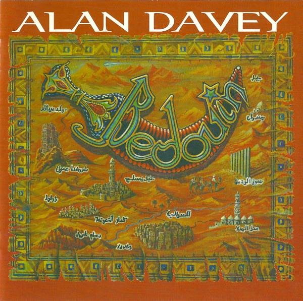 Alan Davey — Bedouin