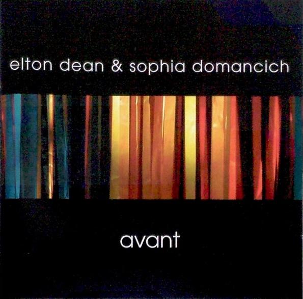 Elton Dean & Sophia Domancich — Avant