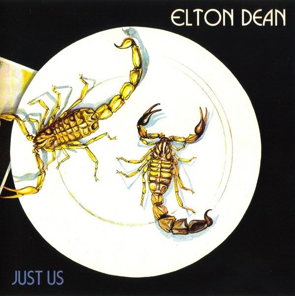 Elton Dean — Just Us (aka Elton Dean)