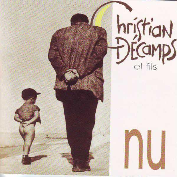 Christian Décamps et Fils — Nu