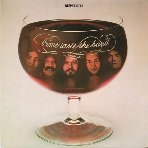 Deep Purple — Come Taste the Band