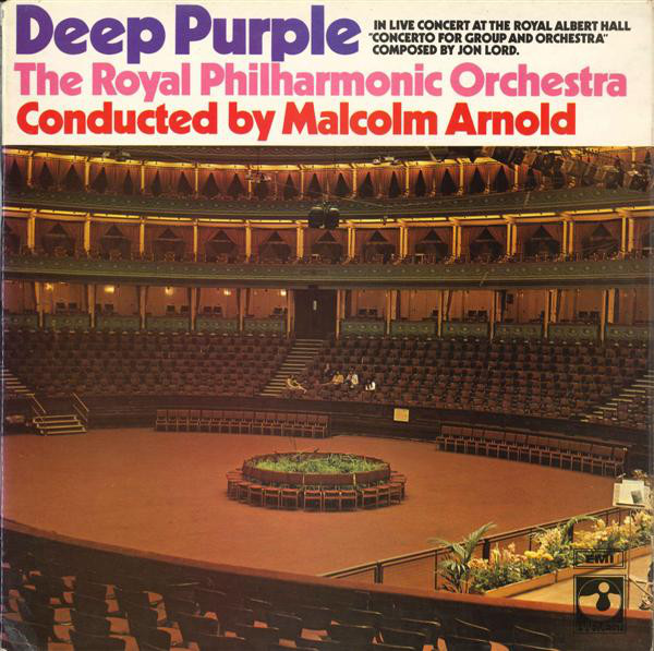 Deep Purple — Concerto for Group and Orchestra