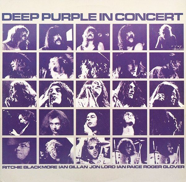 Deep Purple — In Concert