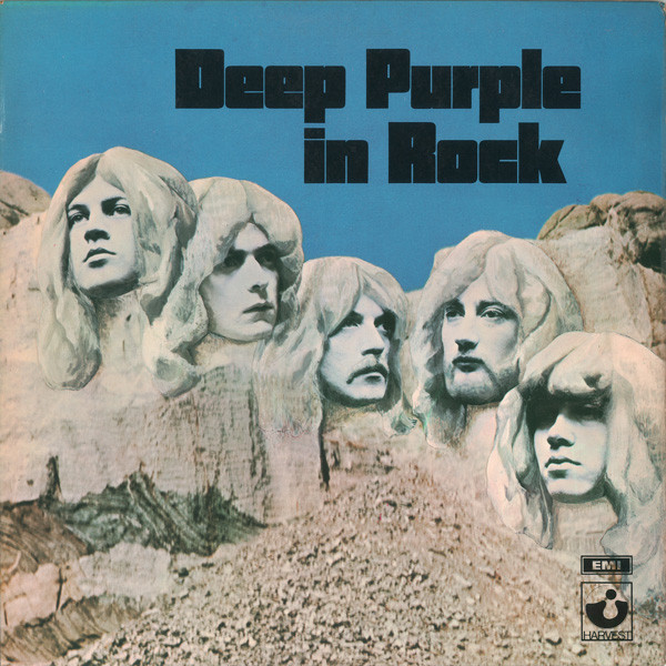 Deep Purple — In Rock