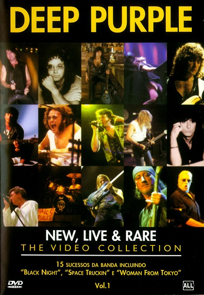 Deep Purple — New, Live & Rare: The Video Collection 1984-2000