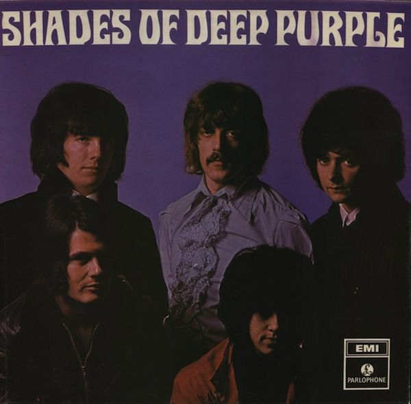 Deep Purple — Shades of Deep Purple