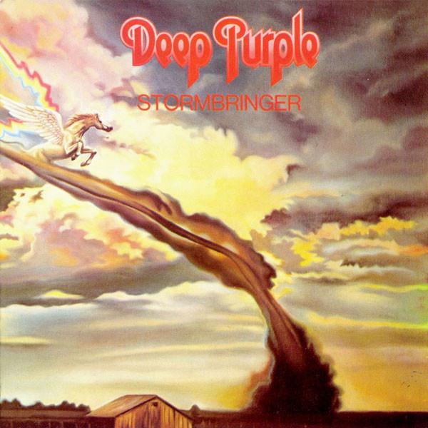 Deep Purple — Stormbringer