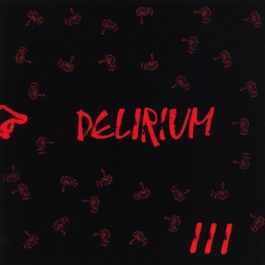 Delirium — III (Viaggio negli Arcipelaghi del Tempo)