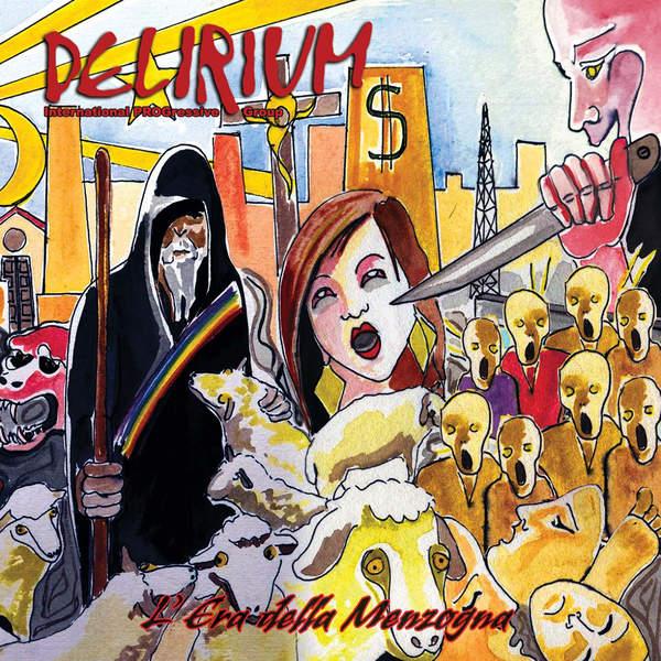 Delirium — L'Era della Menzogna