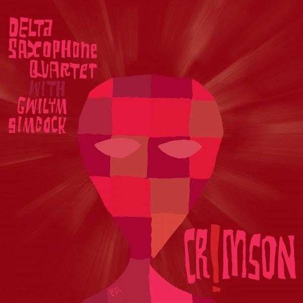 Delta Saxophone Quartet — Crimson
