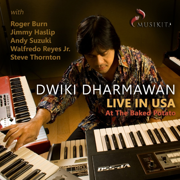 Dwiki Dharmawan — Live in USA