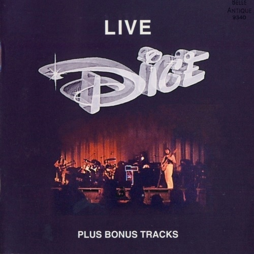 Live Dice Cover art