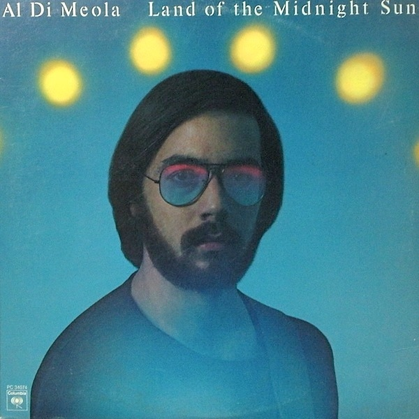 Al Di Meola — Land of the Midnight Sun