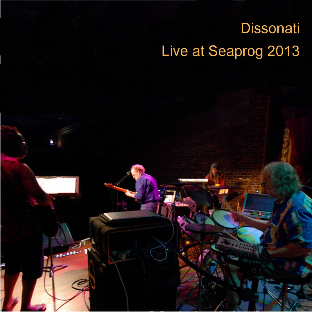 Dissonati — Live at Seaprog 2013