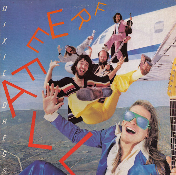Dixie Dregs — Free Fall
