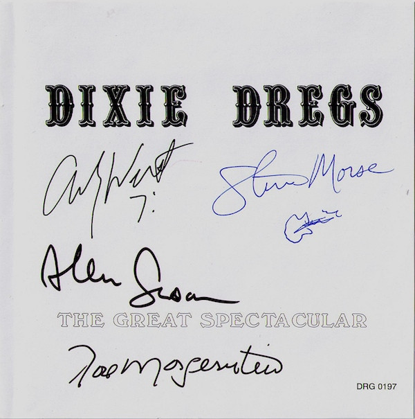 Dixie Dregs — The Great Spectacular