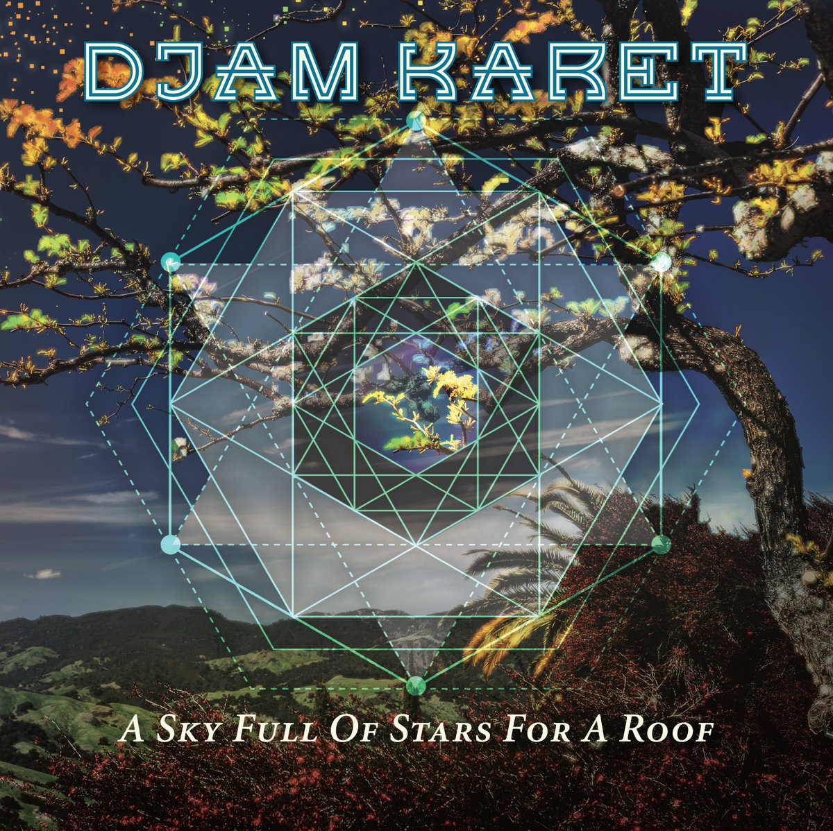 Djam Karet — A Sky Full of Stars for a Roof