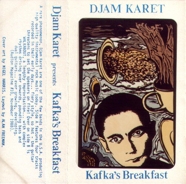 Djam Karet — Kafka's Breakfast
