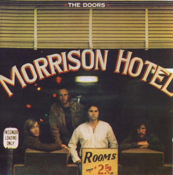 The Doors — Morrison Hotel