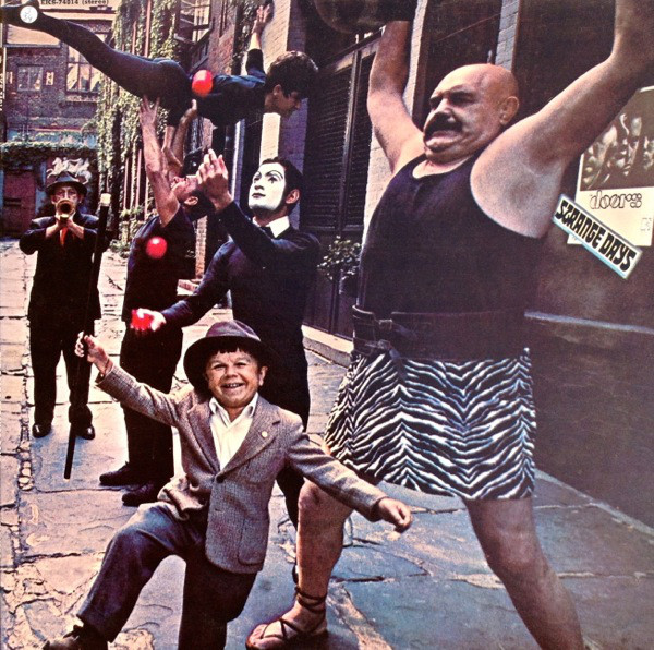 The Doors — Strange Days