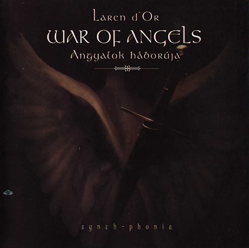 War of Angels Cover art