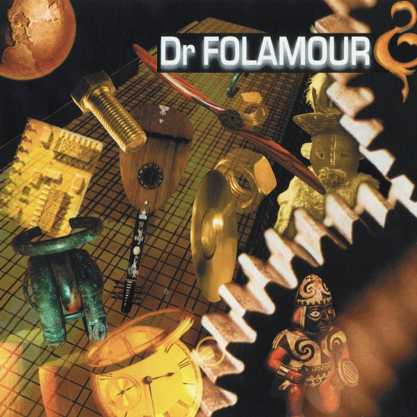 Dr Folamour Cover art