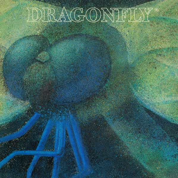 Dragonfly Cover art
