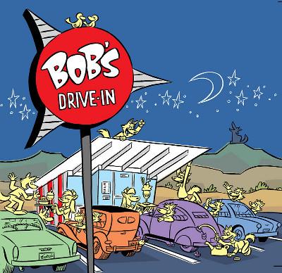 Bob Drake — Bob's Drive-In