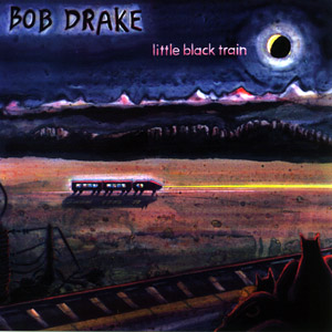 Little Black Train Cover art