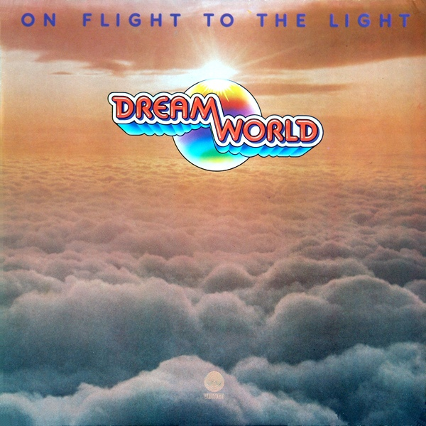On Flight to the Light Cover art