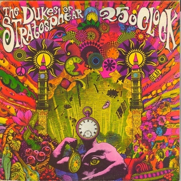 The Dukes of Stratosphear — 25 O'Clock