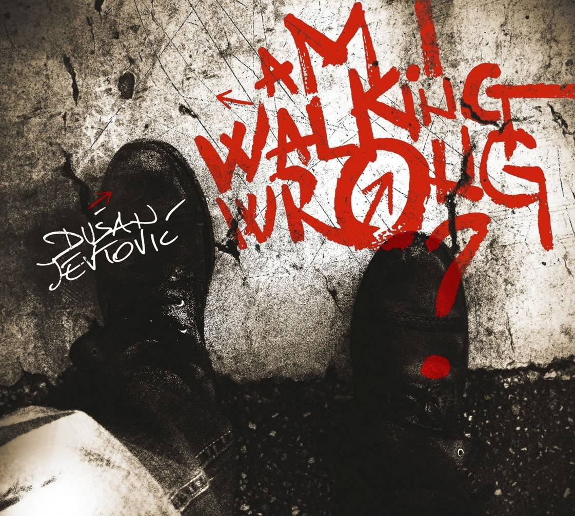 Am I Walking Wrong? Cover art