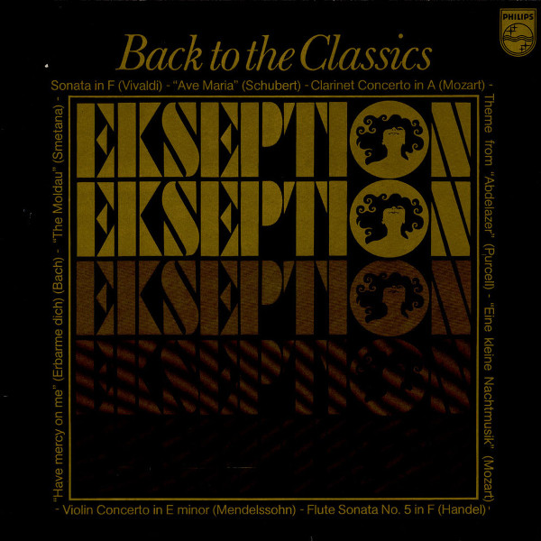Ekseption — Back to the Classics