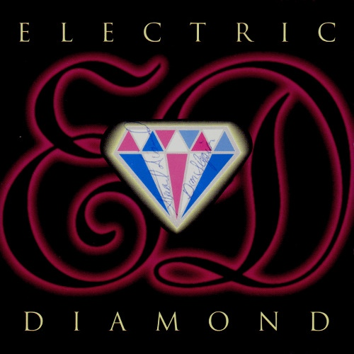 Electric Diamond Cover art