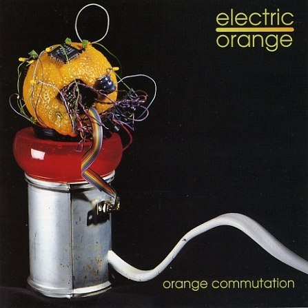 Orange Communication Cover art