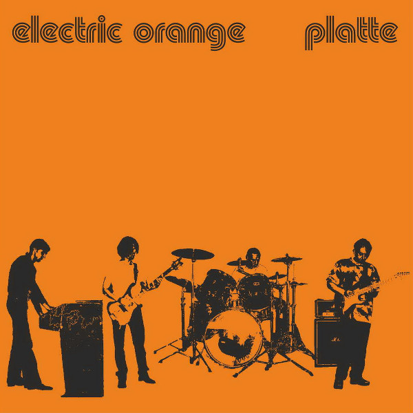 Electric Orange — Platte