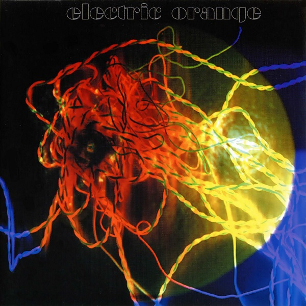 Electric Orange Cover art